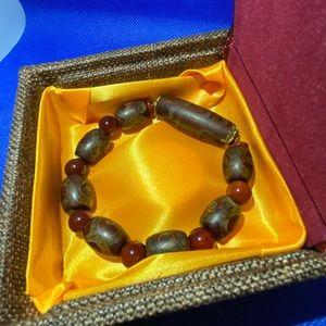 Beaded Oriental Bracelet